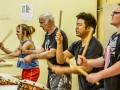 Workshops at Bruny 2015