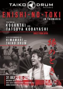 Enishi No Toki in Tasmania