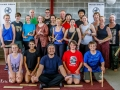 The workshop group at Bruny 2015