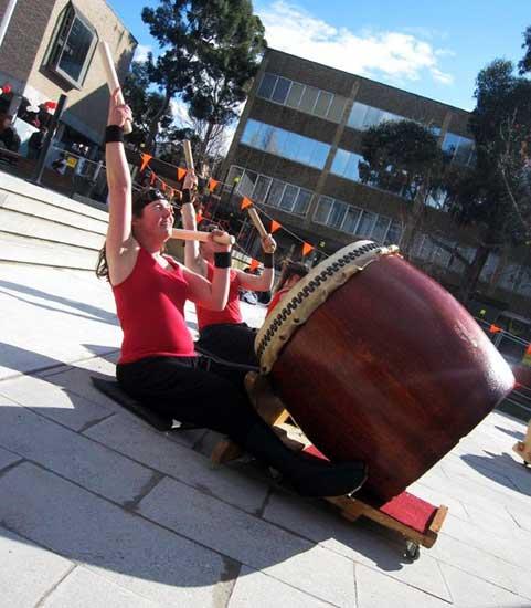 2010: Tas Uni<br/> open day